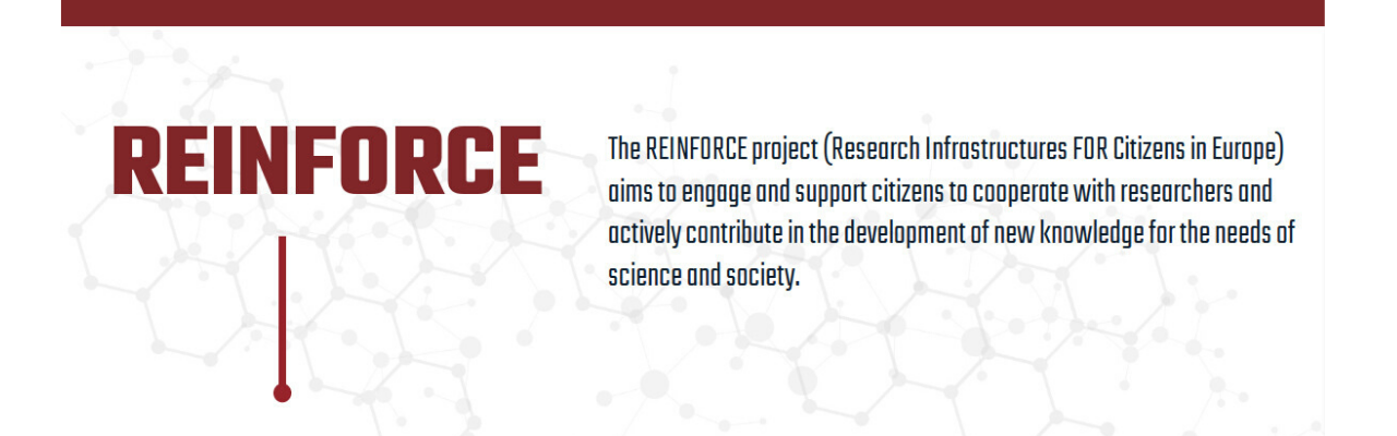 REINFORCE homepage